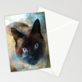 Thru The Looking Glass Stationery Cards