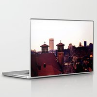 religion Laptop & iPad Skins featuring Cleveland Religion by Toni Tylicki