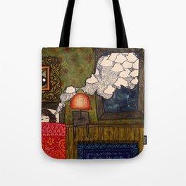 Cloudy Dreams Tote Bag