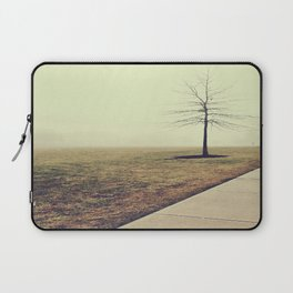 Bereft Fog Laptop Sleeve