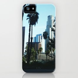 Drive By iPhone Case