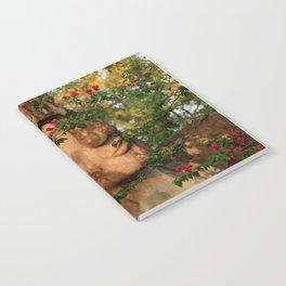 Zen Buddha Sleeping Notebook