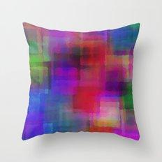 Bright#2 Throw Pillow