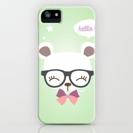 Souris - Collection Dandynimo's - iPhone Case