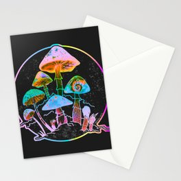 Garden of Shrooms 2020 Stationery Cards