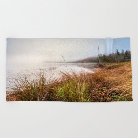 lakeside Beach Towel