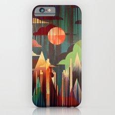 Rising mountains Slim Case iPhone 6s