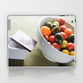 Tomatoes and Salt Laptop & iPad Skin