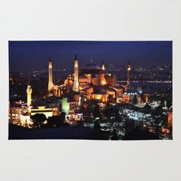 Hagia Sophia Night Rug