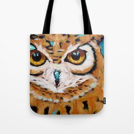 Hunter's Stare Tote Bag