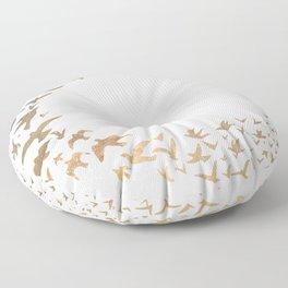 Starbirds Floor Pillow