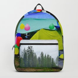 Camping Celebrations Backpack