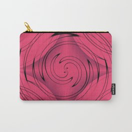 Passionate Pink Carry-All Pouch
