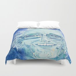 FEEL THE BERN Duvet Cover