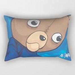 KUMA! Rectangular Pillow