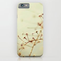 Winter Weeds iPhone 6s Slim Case