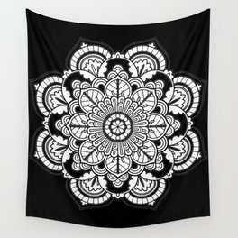 My Top Flower Wall Tapestry