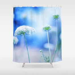 Lace Tops Shower Curtain
