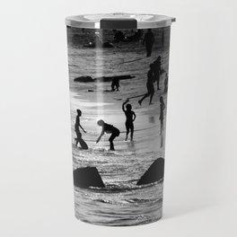Summer Shadows Travel Mug