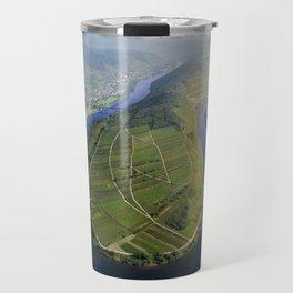 Incredible Mosel River Bend in Germany Travel Mug