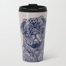 MANDALA OF PUG Travel Mug