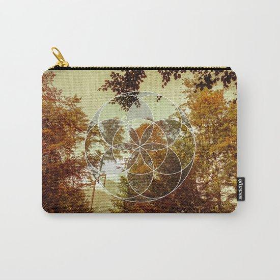Autumn Meditation Carry-All Pouch