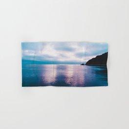 Sunset near Catalina Island Hand & Bath Towel