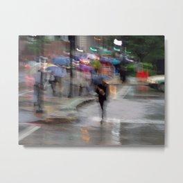 Under my Umbrella, ella, ella Metal Print