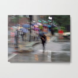 Under my Umbrella, ella, ella Metal Print