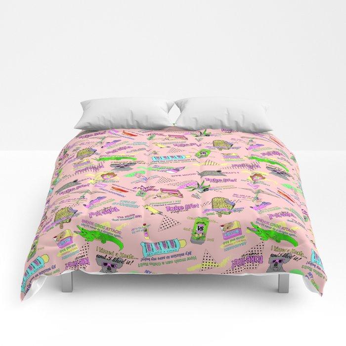 Take Life Mag! Comforters