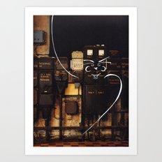Gentelman Art Print
