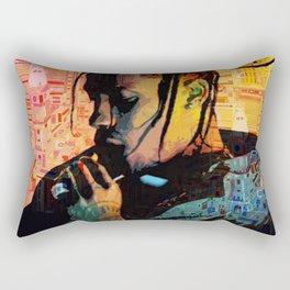 scott travis album 2020 ansel6 Rectangular Pillow