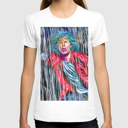 Singing in the Rain The Stones T-shirt