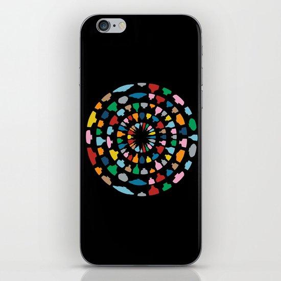 Wine O'Clock iPhone & iPod Skin