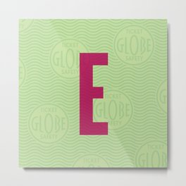 E Ticket Metal Print
