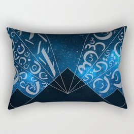 Rhysand Arabic Calligraphy Rectangular Pillow