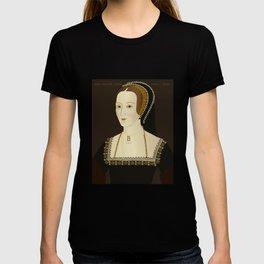 Anne Bolyen illustration T-shirt