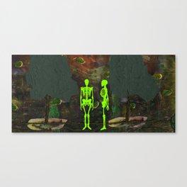 La Petite Mort, No. 4 Canvas Print