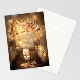 A Christmas Carol Stationery Cards