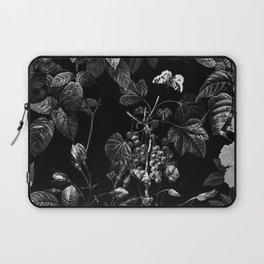 DARK FLOWER Laptop Sleeve