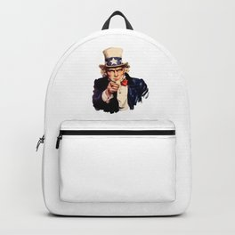 Uncle Sam Wants You! Backpack