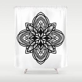 Entwine Shower Curtain