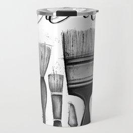 Just Create Travel Mug