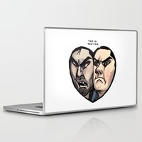 sterek Laptop & iPad Skins featuring Sterek by lolbatty
