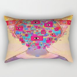 What do you want? Rectangular Pillow