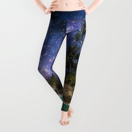 The Ultimate Canvas  Leggings