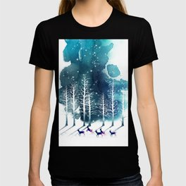 Winter Night 2 T-shirt
