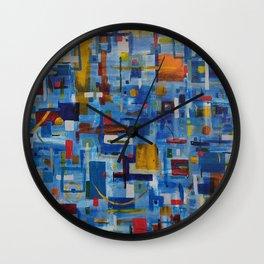 Decades Wall Clock