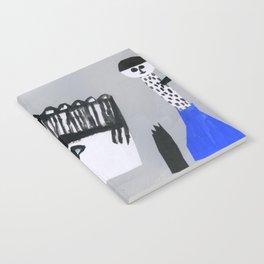 Strange groove Notebook