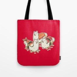 Sushi Lama Tote Bag